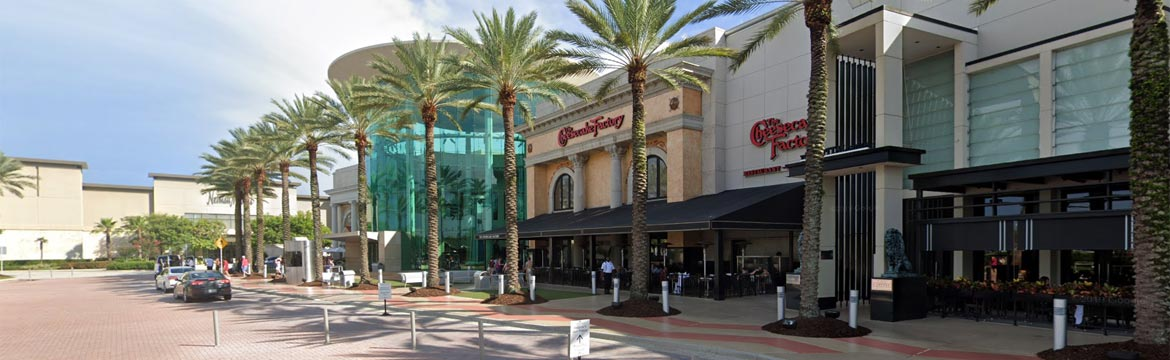 Stay at Highgate Sunshine Villa and visit The Mall at Millenia in Orlando, Florida